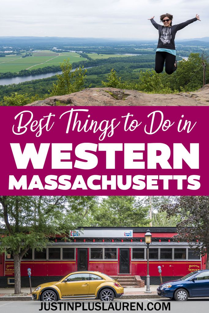 Let's take a road trip to Western Massachusetts and Hampshire County! I'm going to show you why this lesser visited destination needs to be on your radar. Here are the best things to do in Western MA, including visits to Northampton, Easthampton, Amherst, and more.