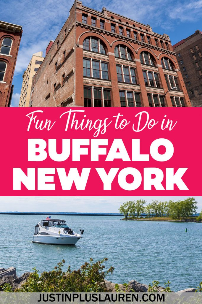 There are so many fun things to do in Buffalo NY! Outdoor activities, an amazing craft beer scene, incredible architecture, and so much more. Let me show you how to plan a trip to Buffalo with our informative Buffalo travel guide.