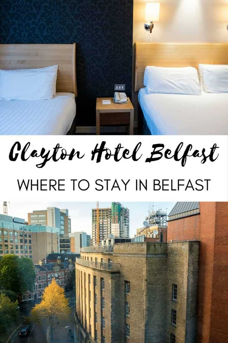 Where to Stay in Belfast: Clayton Hotel Belfast - Northern Ireland