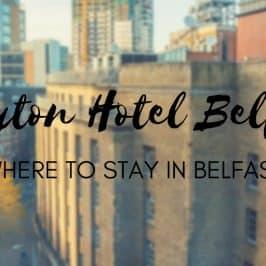 Where to Stay in Belfast: Clayton Hotel Belfast