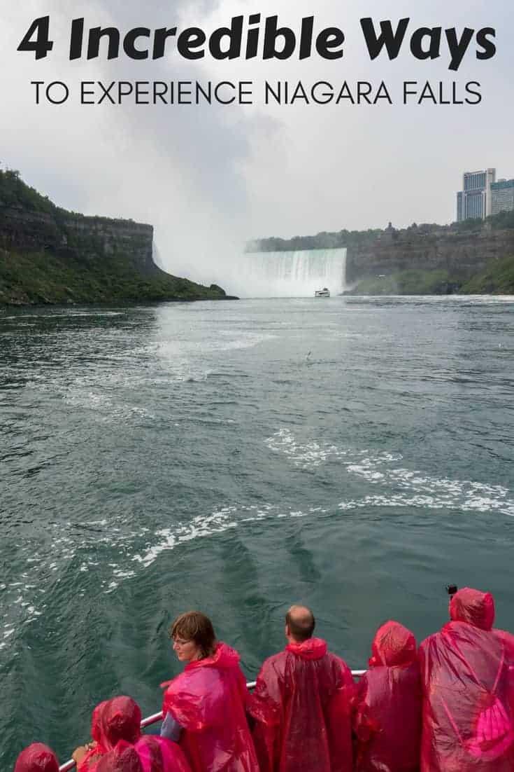 4 Incredible Ways To Experience Niagara Falls, Ontario, Canada