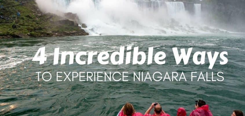 4 Incredible Ways To Experience Niagara Falls