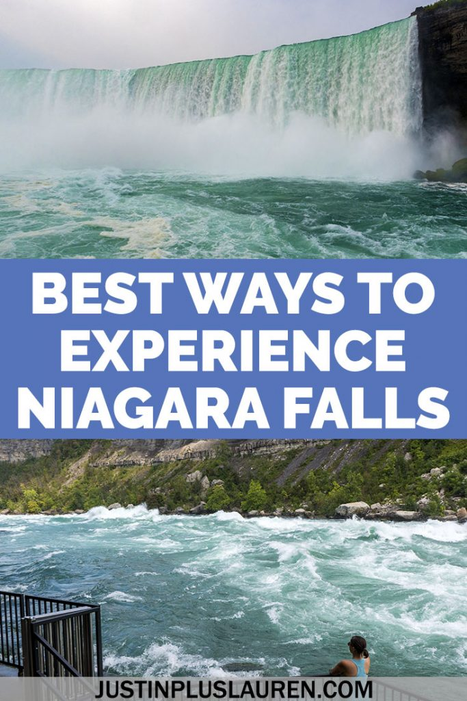 Looking for the best things to do in Niagara Falls? Here's how to visit Niagara Falls, Ontario and make the most of your trip. These are the top natural attractions at Niagara Falls, Canada, and the most unique ways to experience Niagara.