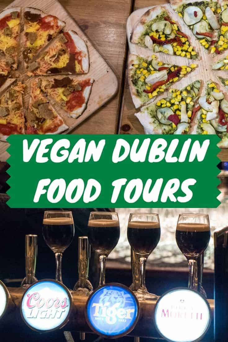 Vegan Dublin Food Tours Review | Vegan Food Dublin Ireland