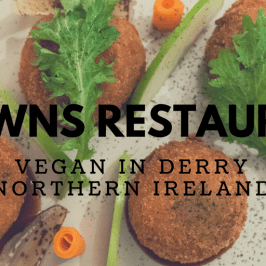 Browns Restaurant Derry – Vegan Derry Fine Dining
