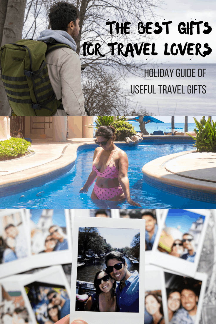 Useful Travel Gifts: The Best Gifts for Travel Lovers