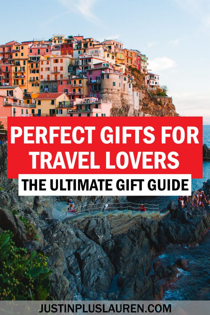This is the ultimate guide to the best travel gifts for that travel lover in your life. Perfect, practical, and useful travel gifts for all budgets.
