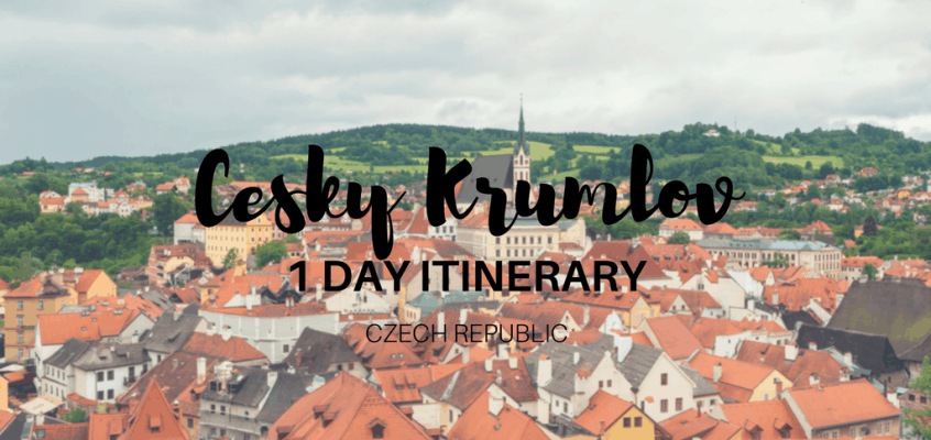 Things to Do in Cesky Krumlov – 1 Day Itinerary