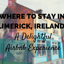 Limerick Airbnb – Where to Stay in Limerick Ireland