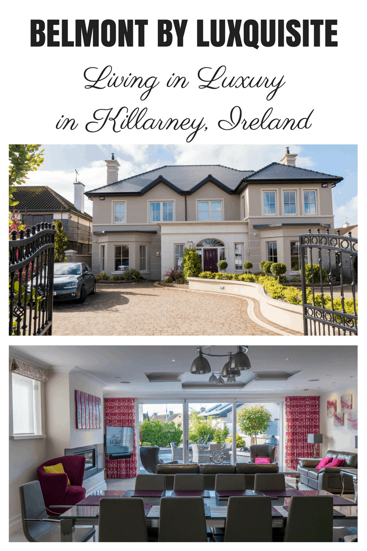 Belmont by Luxquisite Property Lettings: Living in Luxury in Killarney, Ireland