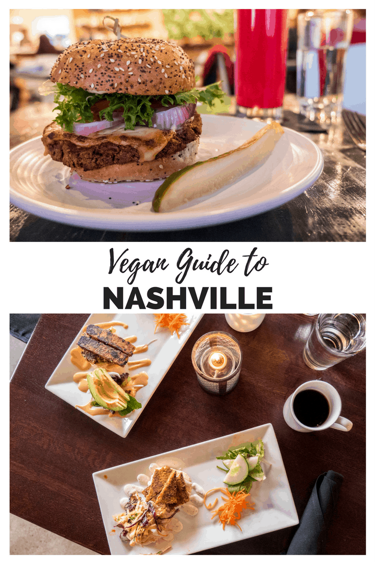Vegan Nashville Restaurant and Travel Guide - Nashville, TN, USA