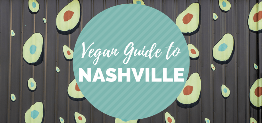 Vegan Nashville Restaurant and Travel Guide