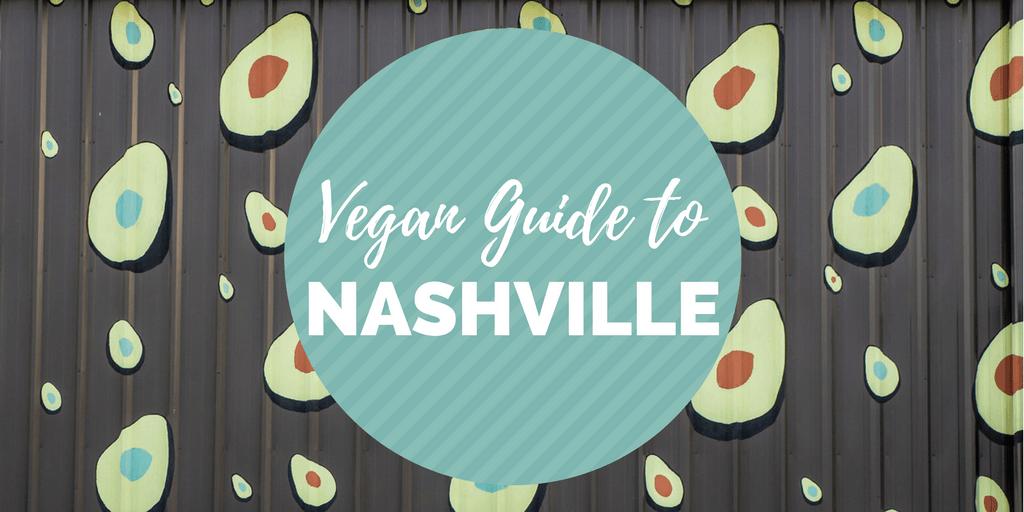 Vegan Nashville Restaurant and Travel Guide