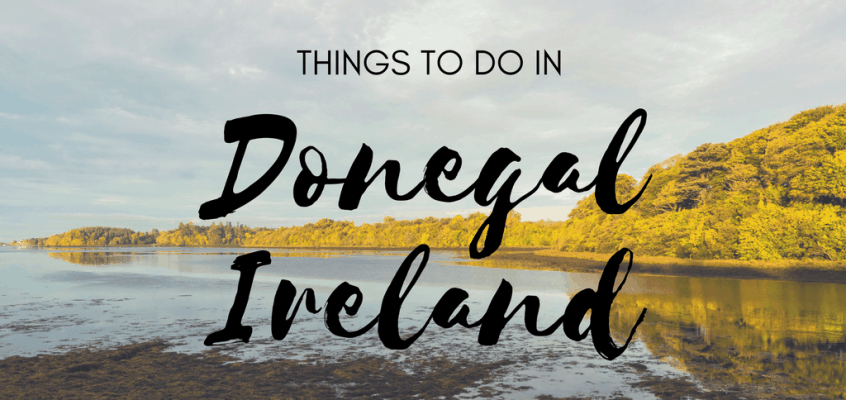 Top Things to Do in Donegal Town, Ireland