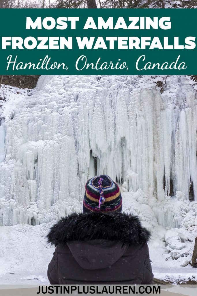 These are the top 5 frozen waterfalls to see in Hamilton this winter. There's no better place to view winter waterfalls than the City of Waterfalls - Hamilton, Ontario, Canada!