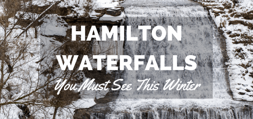 5 Epic Hamilton Waterfalls You Must See This Winter