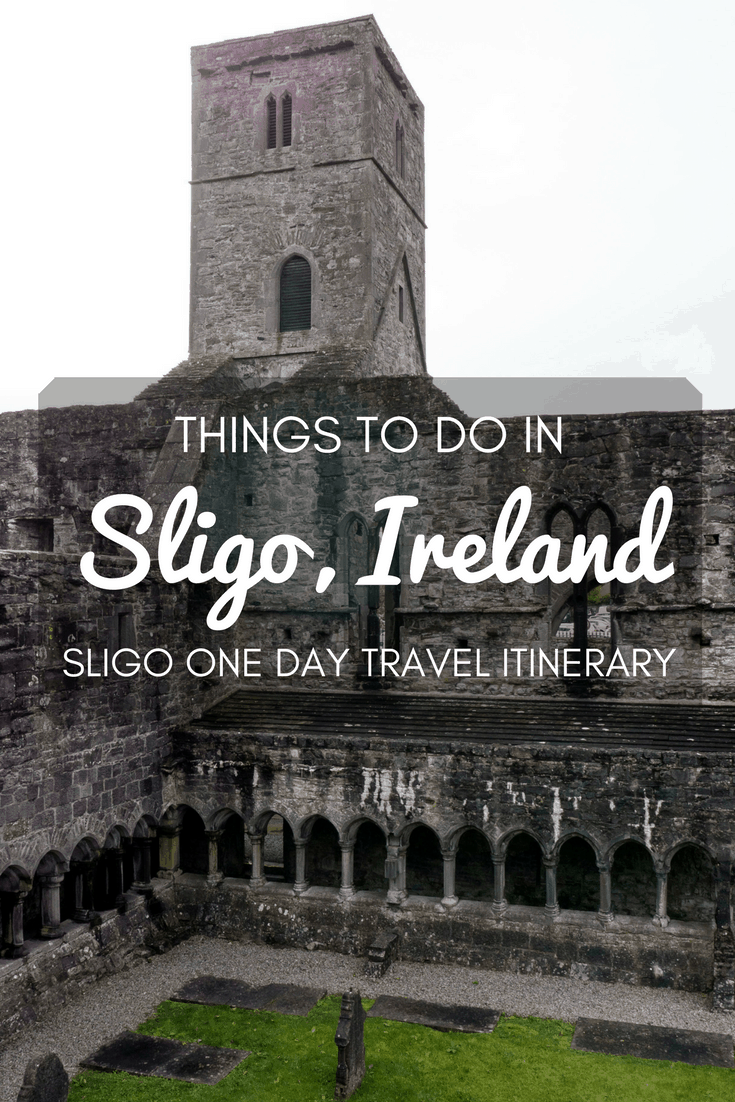 Things to Do in Sligo Ireland - One Day in Sligo | Sligo, Ireland | Wild Atlantic Way | Places to eat, attractions, and travel guide to Sligo, Ireland.
