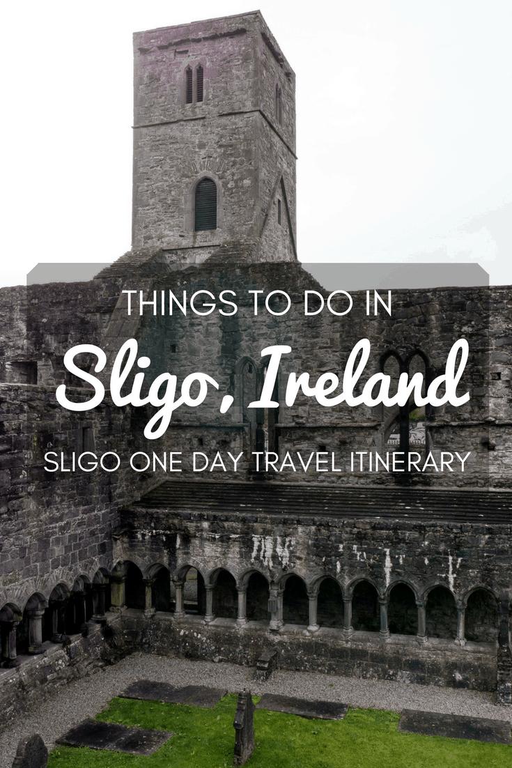 Things to Do in Sligo Ireland - One Day in Sligo   Sligo, Ireland   Wild Atlantic Way   Places to eat, attractions, and travel guide to Sligo, Ireland.