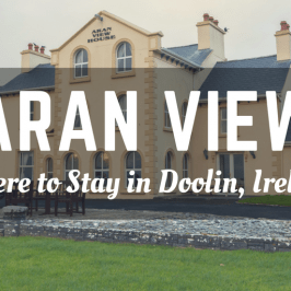 Doolin Accommodation: Aran View Country House