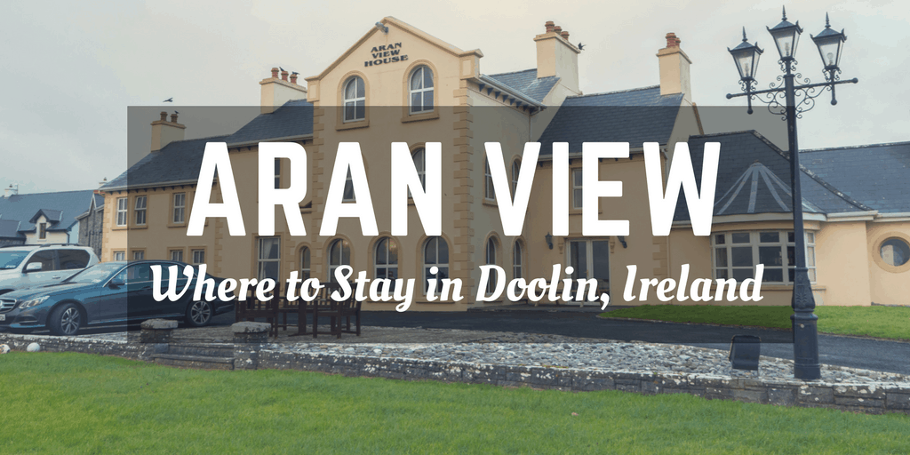 Doolin Accommodation: Aran View County House