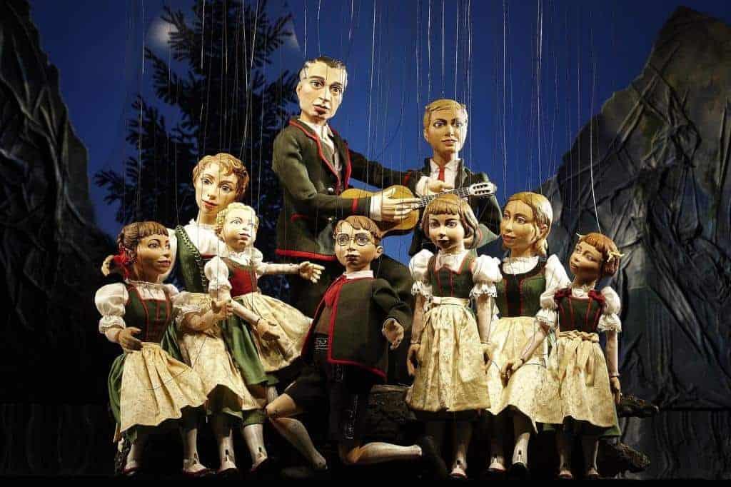 Salzburg Marionette Theatre - 3 days in Salzburg Itinerary
