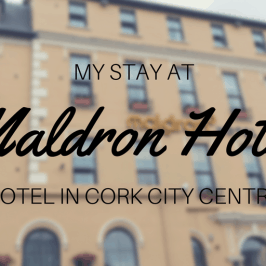 Hotels in Cork City Centre – Maldron Hotel Cork