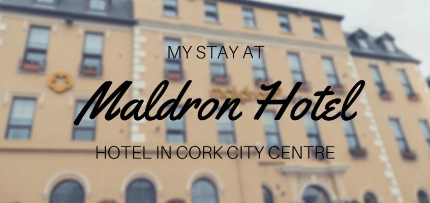 Hotels in Cork City Centre – Maldron Hotel Cork