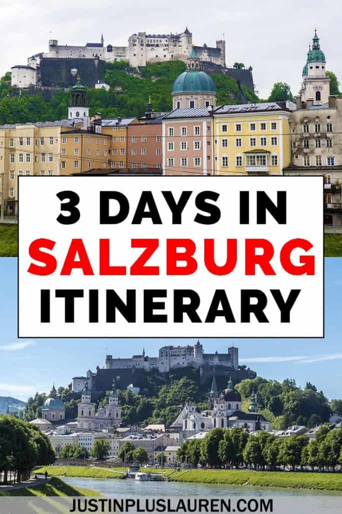 Salzburg is such a stunning travel destination. Here are the best things to do in Salzburg in this Salzburg 3 day itinerary. This Salzburg travel guide will help you plan your travels there. #Salzburg #Austria #Itinerary #Travel #ThingsToDo