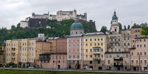 3 days in Salzburg itinerary