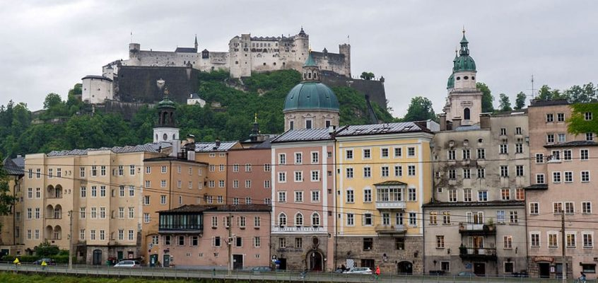 3 days in Salzburg itinerary