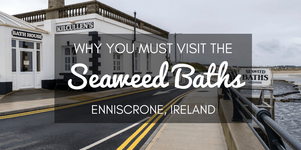 Seaweed Baths in Enniscrone, Ireland