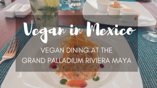 Grand Palladium Riviera Maya Vegan Guide