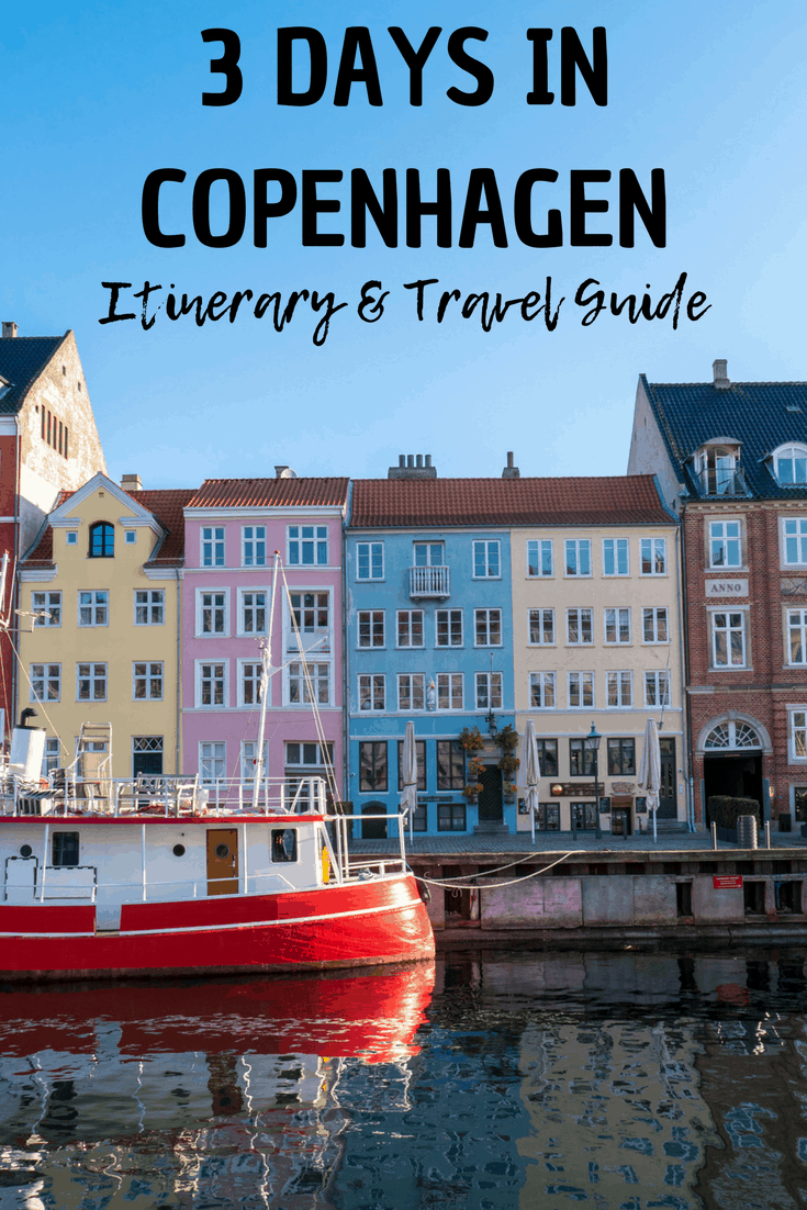 3 Days in Copenhagen Itinerary and Travel Guide | Copenhagen, Denmark Travel Itinerary | #Copenhagen #Denmark #3Days #TravelItinerary #TravelPlanning #Europe #EuropeanTrip #CityBreak #CopenhagenDenmark #Nyhavn #Norrebro #Vesterbro #Superkilen #Vegan #VeganGuide