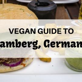 Bamberg Vegan Restaurant and Travel Guide