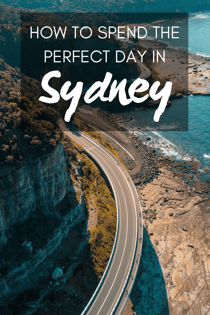 How to Spend the Perfect Day in Sydney #Sydney #Australia #Itinerary #Travel #BondiBeach #Coogee #SydneyHarbour #Kayak #WalkingTour #Beer