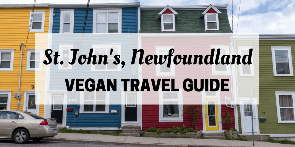 vegan restaurants in st john 39 s nl vegan travel guide justin plus lauren. Black Bedroom Furniture Sets. Home Design Ideas