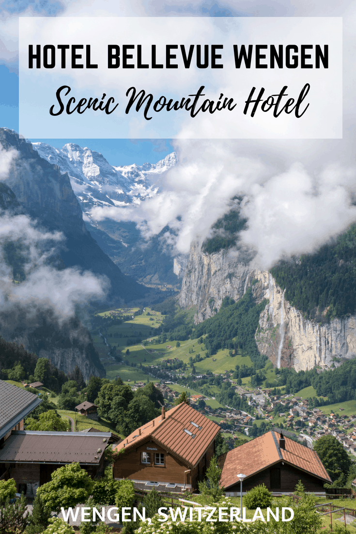 Hotel Bellevue Wengen - Scenic Mountain Hotel in Wengen, Switzerland | #Wengen #Switzerland #Lauterbrunnen #Jungfrau #Bern #Mountains #Alpine #SwissAlps #Hotel