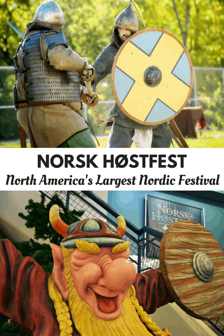 Norsk Høstfest: North America's Largest Nordic Festival | #NorthDakota #Nordic #Festival #Viking #NorskHostfest #Traditions #Travel #USA