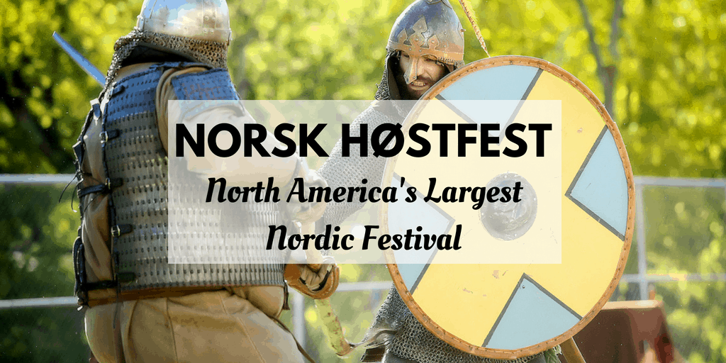 Norsk Høstfest: North America's Largest Nordic Festival