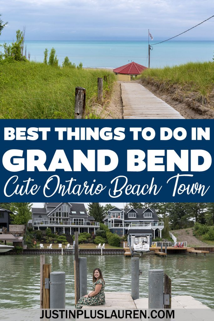 These are the best things to do in Grand Bend, Ontario, for an amazing beach getaway! Grand Bend Beach is fantastic, but there's so much more to see than just the beach. Here's how to spend an amazing weekend in Grand Bend on the shores of Lake Huron.