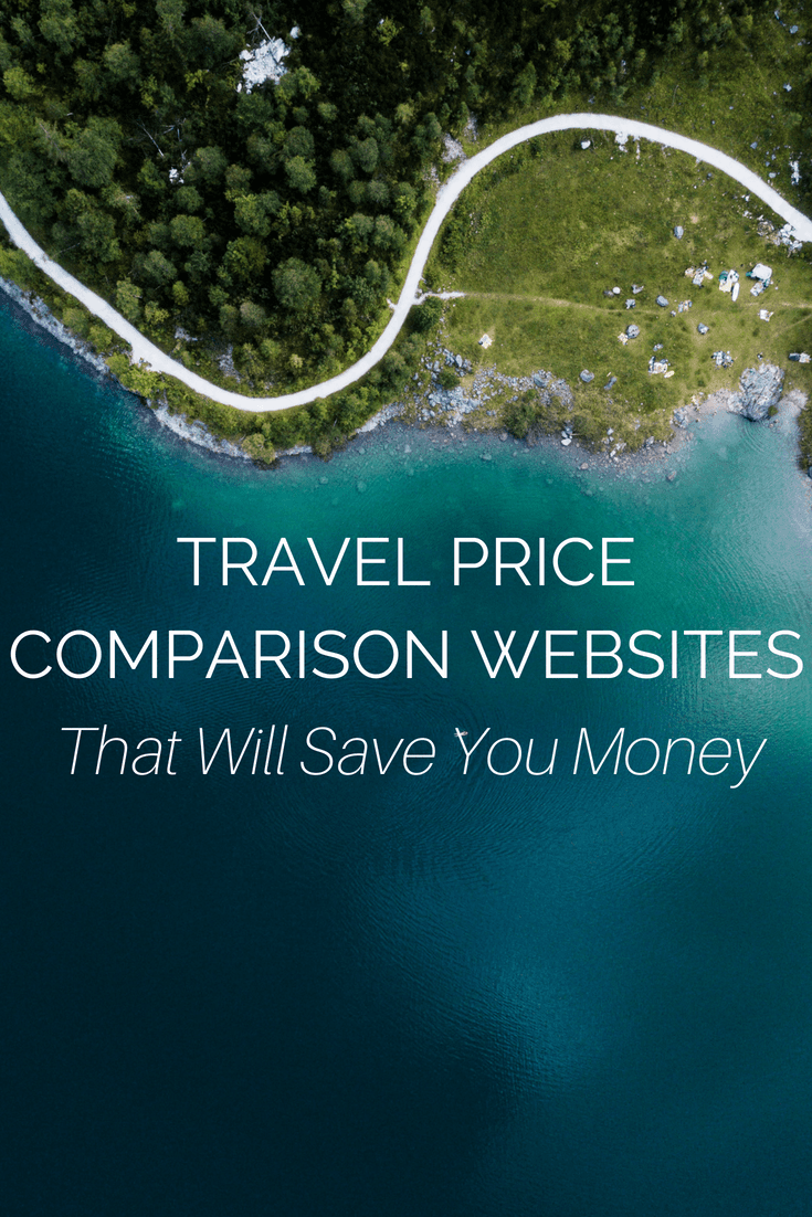 Travel Price Comparison Websites To Save Money - #TravelHacks #TravelTips #PriceComparison #TravelSites #TravelDeals