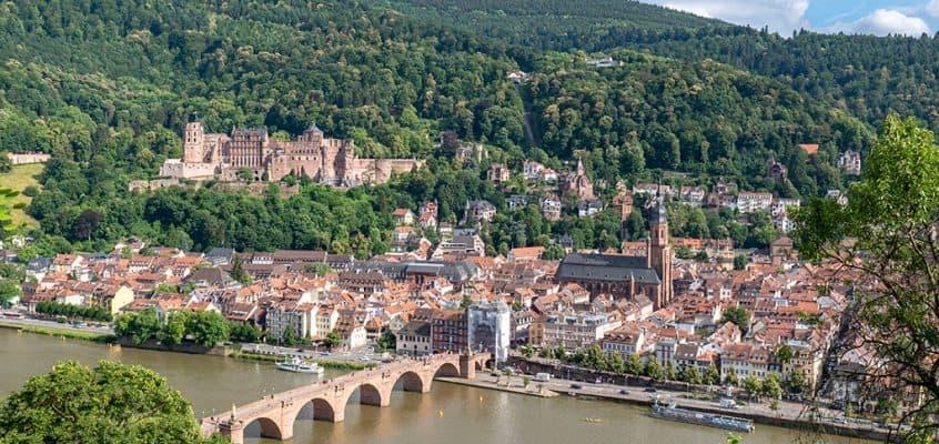 Things to do in Heidelberg Germany