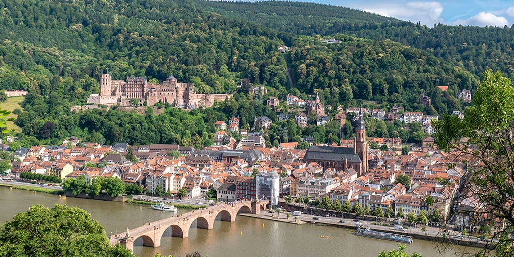 Things to do in Heidelberg Germany