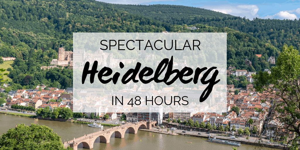 Spectacular Things to Do in Heidelberg Germany