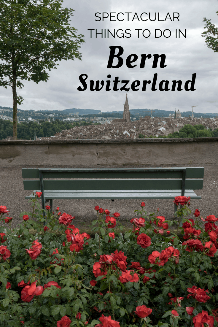5 spectacular things to do in Bern, Switzerland. Places to visit in Bern. How to see Bern in one day. #Bern #Switzerland #Itinerary #TravelGuide #Travel #CityBreak #CityGuide