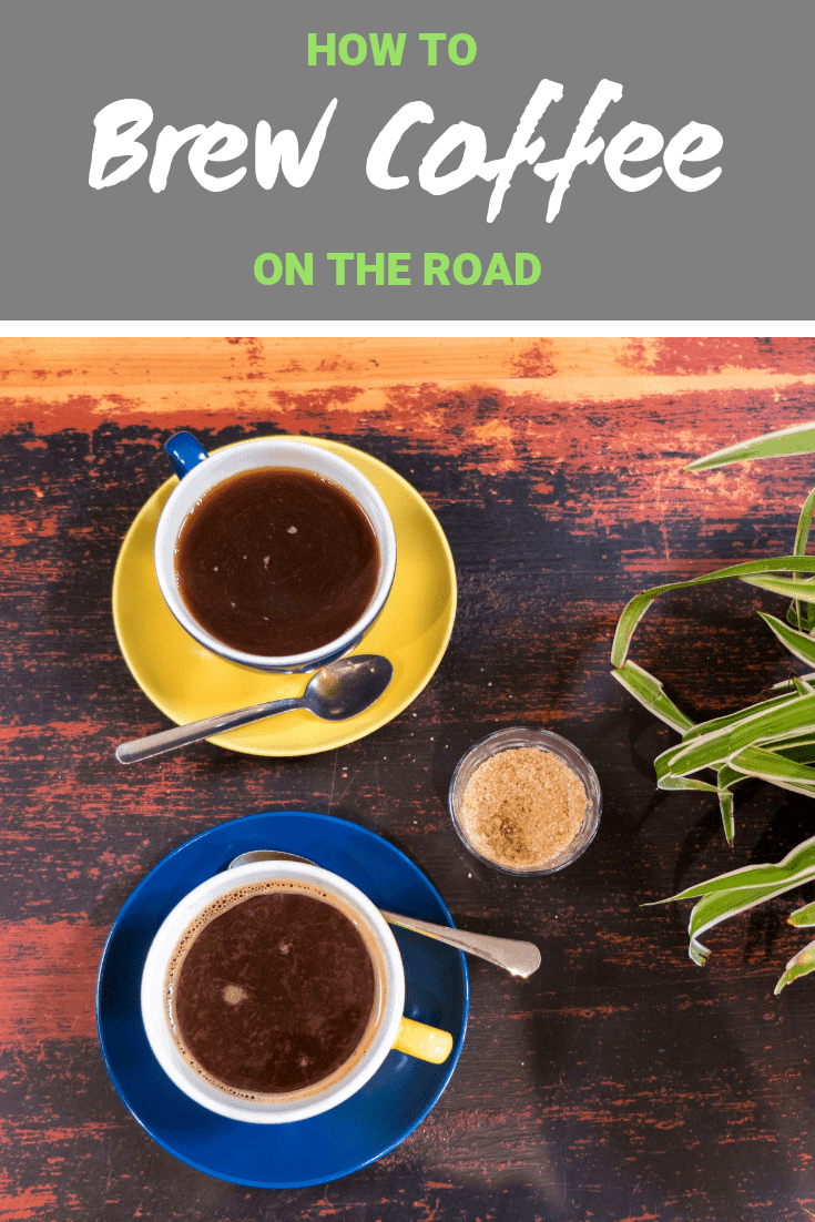 Best Travel Coffee Maker: Brewing Coffee on the Road #Coffee #Travel #CoffeeMaker #CoffeeOnTheRoad #BrewingCoffee #TravelCoffeeMaker