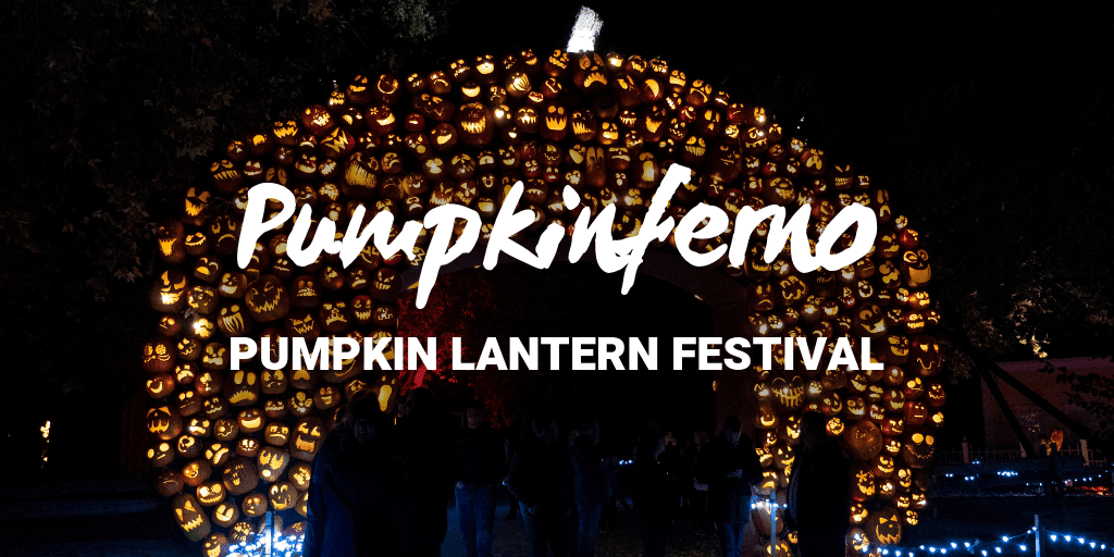 This Pumpkin Lantern Festival is Worth the Road Trip - Pumpkinferno - Ontario, Canada