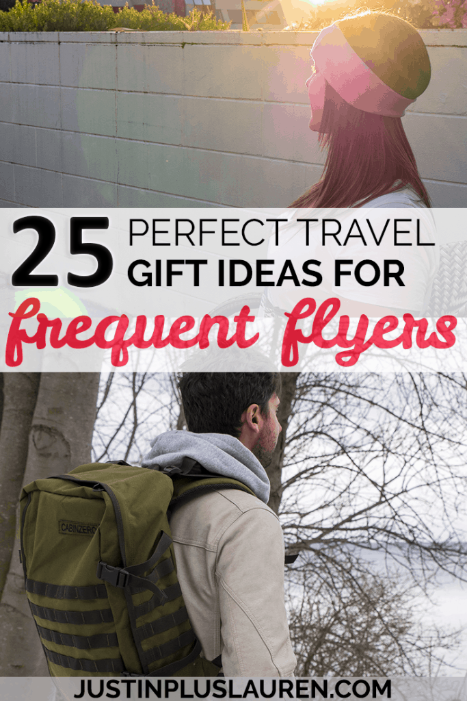 25 Perfect Travel Gifts for Frequent Flyers - Gift Guide for Travelers