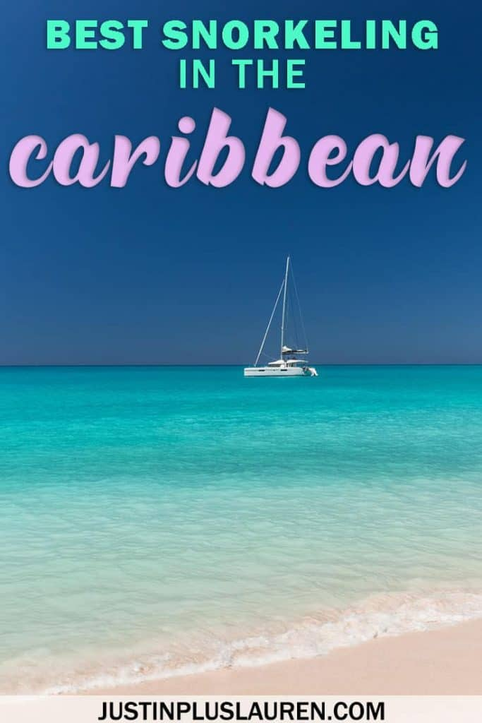 Best Snorkeling in the Caribbean - Best Caribbean Islands for Snorkeling - Best Cruise Ship Ports in the Caribbean - #Snorkeling #Caribbean #Cruise #Island #Tour #TravelTips