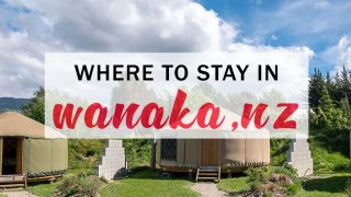 Wanaka Yurt Accommodations